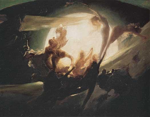 Cloud Phantoms II, Richard Riemerschmid (16X20.5)
