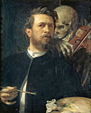 Death  with a Violin