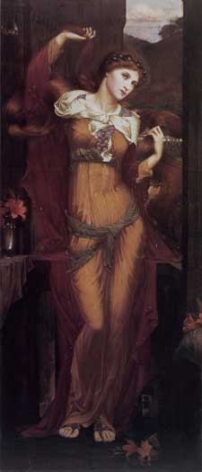 Evening, Morgan le Fay, Meteyard