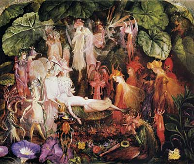 The Fairy's Funeral, Fitzgerald (16X19)