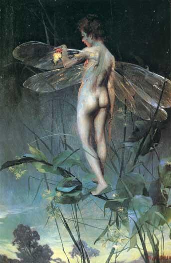 Fairy Boy (16X24.5)