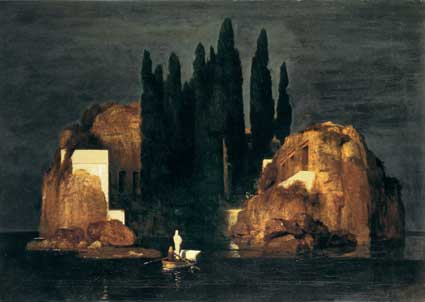 Isle of the Dead, Arnold Bocklin