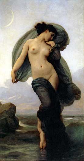 Evening Mood, William-Adolphe Bouguereau