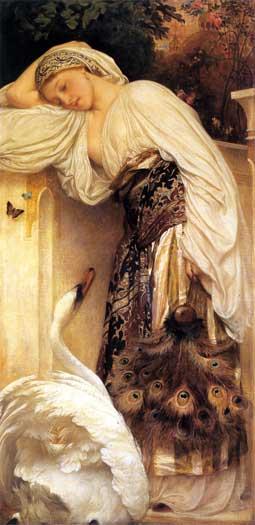 Odalisque, Fredrick Leighton (16X33)