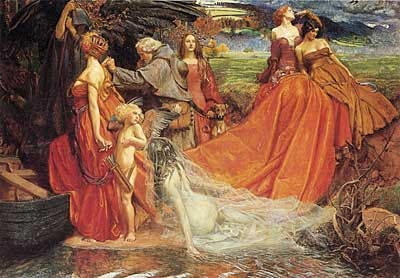 The Pilgrim Year, John Liston Byam Shaw
