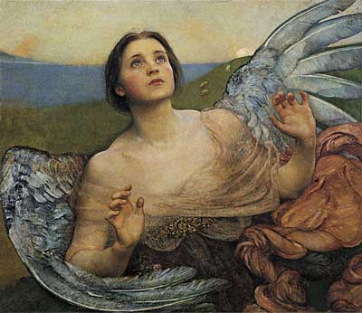 The Sense of Sight, Annie Louise Swynnerton