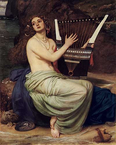 The Siren, Sir Edward John Poynter