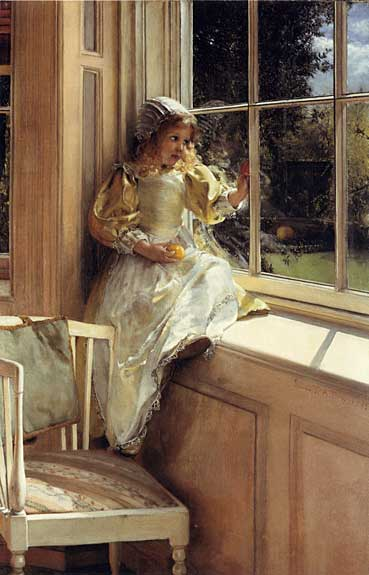 Sunshine, Lady Alma-Tadema