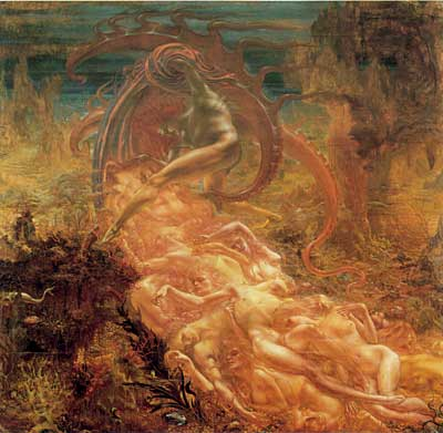Satan's Treasures, Jean Deville
