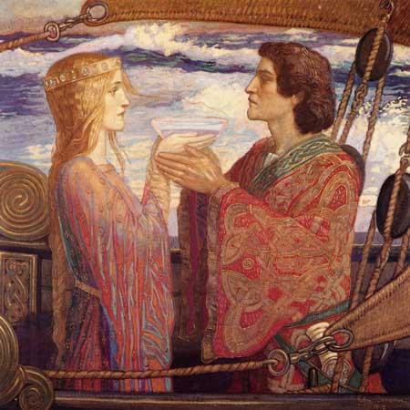 Tristan & Isolda, Duncan (20X20)